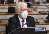 Jaques Wagner revela que é a favor de aliança entre PT e MDB | Foto: Roque de Sá/Agência Senado