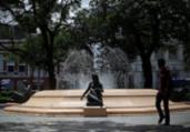 Praça da Piedade terá ato contra reforma | Raphael Müller | Ag. A TARDE | 27.3.2019