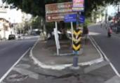Mulher morre após acidente de trânsito em Narandiba   Reprodução   TV Bahia