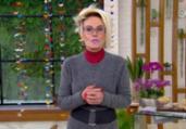Ana Maria Braga é internada após sofrer acidente   Reprodução   TV Globo
