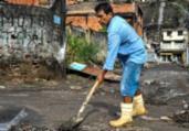 Galeria: chuva provoca estragos em Salvador | Felipe Iruatã | Ag A TARDE