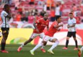 Na luta pelo G-4, Inter empate com Corinthians   Ricardo Duarte   SC Internacional