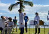 Covid: Brasil registra 11.716 novos casos e 318 mortes   Reprodução I Twitter
