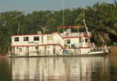 Naufrágio no Pantanal deixa 6 mortos | Corpo de Bombeiros/Divulgação