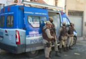 Moradores registram novo tiroteio em Periperi   Reprodução   TV Bahia