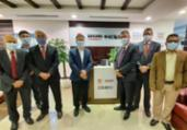Rui tenta atrair empresa chinesa para o estado | Daniel Senna | GOV BA