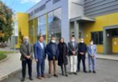 República Tcheca: parceria com instituto de câncer | Daniel Senna | GOVBA
