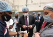 Governo fecha parceria com EAU para exportação de Cacau | Fotos: Daniel Senna/GOVBA