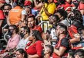 CBF libera a presença da torcida visitante em jogos   Alexandre Vidal   CR Flamengo