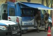 Moradores relatam novo tiroteio no bairro de Valéria   Reprodução