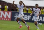 Vitória goleia Brasil de Pelotas e segue na luta | Felipe Iruatã | Ag A TARDE