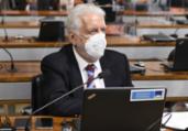 Wagner revela que é a favor de aliança entre PT e MDB | Roque de Sá/Agência Senado