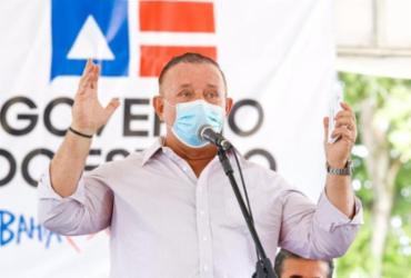 Governador em exercício anuncia investimentos para Santo Estêvão