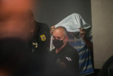 Caso Kezia: suspeito de feminicídio é transferido ao Batalhão de Choque da PM | Raphael Muller / Ag. A TARDE