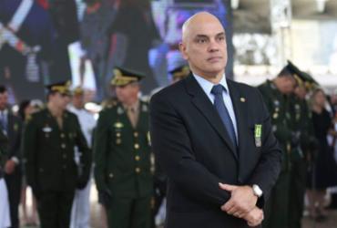 Moraes diz que responsáveis por disparar fake news em 2022 serão cassados e presos | José Cruz | Agência Brasil
