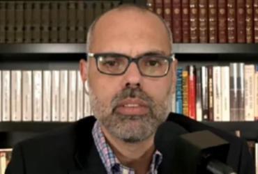 Blogueiro Allan dos Santos diz que se apresentará somente quando Interpol agir | Reprodução