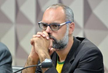 Alexandre de Moraes determina prisão e extradição de Allan dos Santos | Alessandro Dantas/Ag. Senado