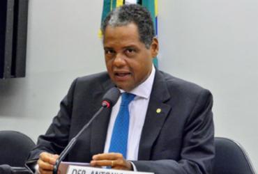 Antônio Brito comemora filiação de Pacheco ao PSD | Divulgação