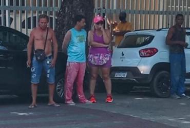 Mais um homem é morto a tiros no bairro da Barra | Reprodução | Redes Sociais