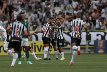 Galo vira para cima do Cuiabá e dispara na liderança do Brasileirão | Pedro Souza | Atlético-MG