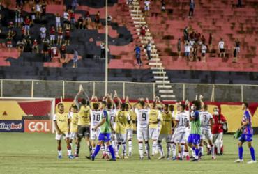 Contra Brasil-RS, Vitória aposta no apoio da torcida para manter viva chance de permanência | Pietro Carpi | EC Vitória