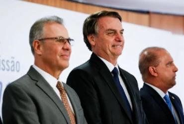 Contradizendo Bolsonaro, ministro diz que governo não estuda privatizar Petrobras | Carolina Antunes | PR