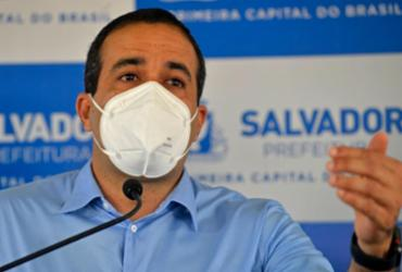 Bruno Reis afirma que Réveillon e Carnaval em Salvador estão 'totalmente planejados' | Shirle Stolze | Ag. A TARDE