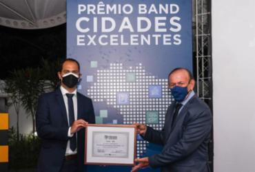 Caculé é destaque na 1ª edição do prêmio Band Cidades Excelentes