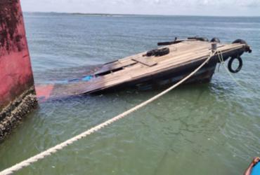 Cairu: Pier de Gamboa cai e moradores dizem que faltou manutenção