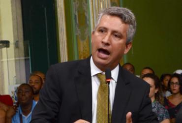 Carballal critica decisão da APLB contra o retorno das aulas na Bahia | Foto: Reprodução CMS