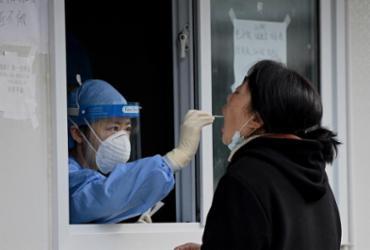 Terceira cidade chinesa entra em confinamento após um caso de covid-19 | Noel Celis | AFP