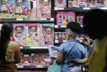 Intenção de consumo das famílias se mantém estável em outubro | Fernando Frazão | Agência Brasil