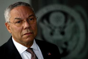 Colin Powell, primeiro negro secretário de Estado americano, morre de covid-19 | Tim Sloan | AFP