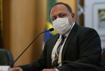 Pazuello pode desistir do Senado em 2022 após CPI da Covid | Fabio Rodrigues Pozzebom | Agência Brasil | 15.03.2021