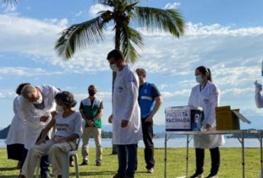 Covid-19: Brasil registra 11.716 novos casos e 318 mortes | Reprodução I Twitter
