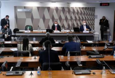 Relatório da CPI da Covid pede indiciamento de 72 pessoas; confira nomes   Jefferson Rudy/Ag. Senado