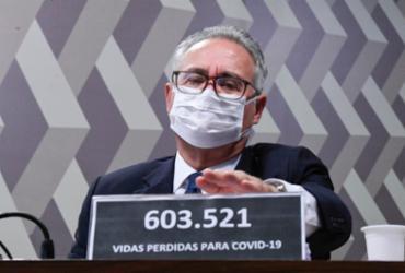 Após divergências, CPI recua e retira crime de genocídio de relatório | Edilson Rodrigues | Agência Senado