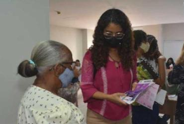 Dia D promove mutirão de ultrassom e orientações sobre câncer de mama | Otávio Santos | Secom