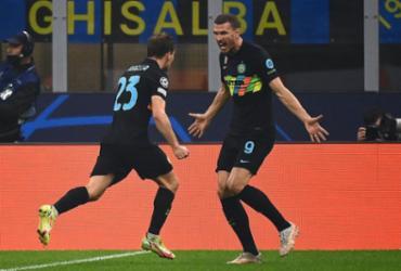 Inter de Milão encerra série de vitórias do Sheriff Tiraspol na Liga dos Campeões |