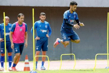 Embalado por bons desempenhos, Bahia encara o América para sair do Z-4 e dar salto na tabela | Felipe Oliveira | EC Bahia