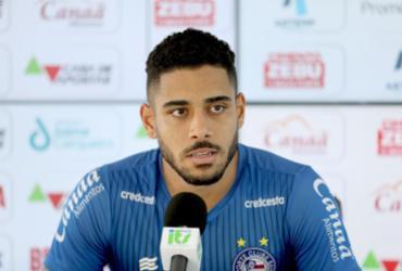 Matheus Bahia destaca evolução do sistema defensivo tricolor | Felipe Oliveira | EC Bahia