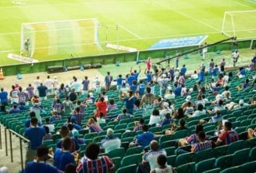 Bahia inicia venda de ingressos para partida contra Chapecoense | Caique Bouzas | Divulgação