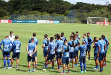 Bahia inicia 'semana de treinos' para duelo contra a Chapecoense | Felipe Oliveira | EC Bahia
