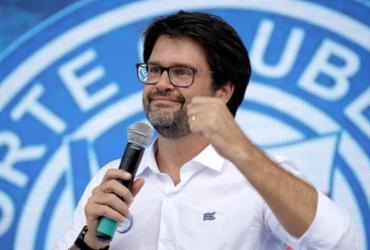 Bahia anuncia acordo com a Rede Globo para TV fechada | Felipe Oliveira | EC Bahia