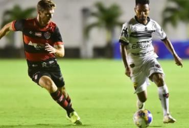 Vitória empata com Botafogo-PB fora de casa e decisão de vaga fica aberta | Reprodução | Instagram