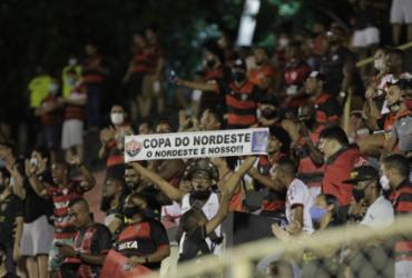 Veja imagens de Vitória x Itabaiana pela Pré-Copa do Nordeste |