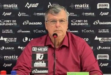 Presidente em exercício, Luiz Henrique se licencia do cargo no Vitória | Reprodução | EC Vitória