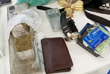 Explosivos artesanais para pesca são apreendidos no Subúrbio | Divulgação | Polícia Civil