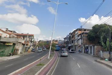 Dois ônibus são assaltados em sequência na Av. Suburbana | Reprodução | Google Street View