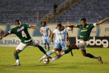 Goiás empata sem gols com o Londrina pela Série B | Ricardo Chicarelli | Londrina EC